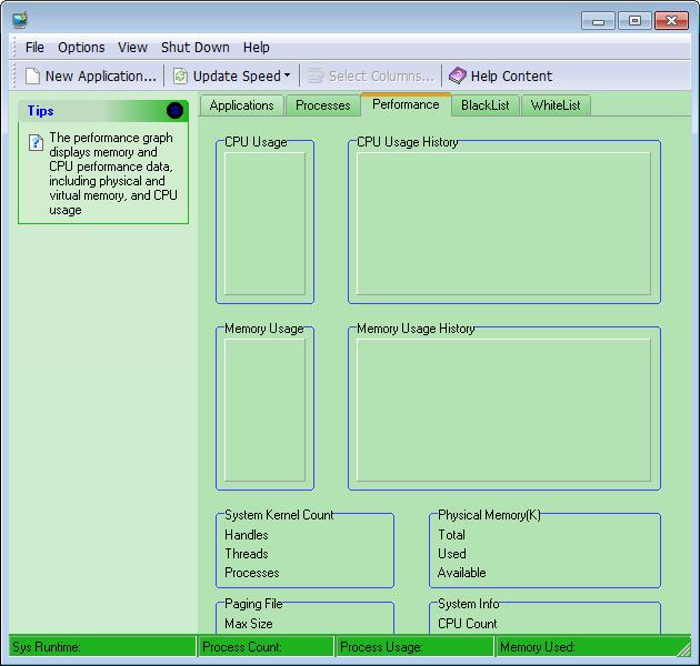 Power Process Controller
